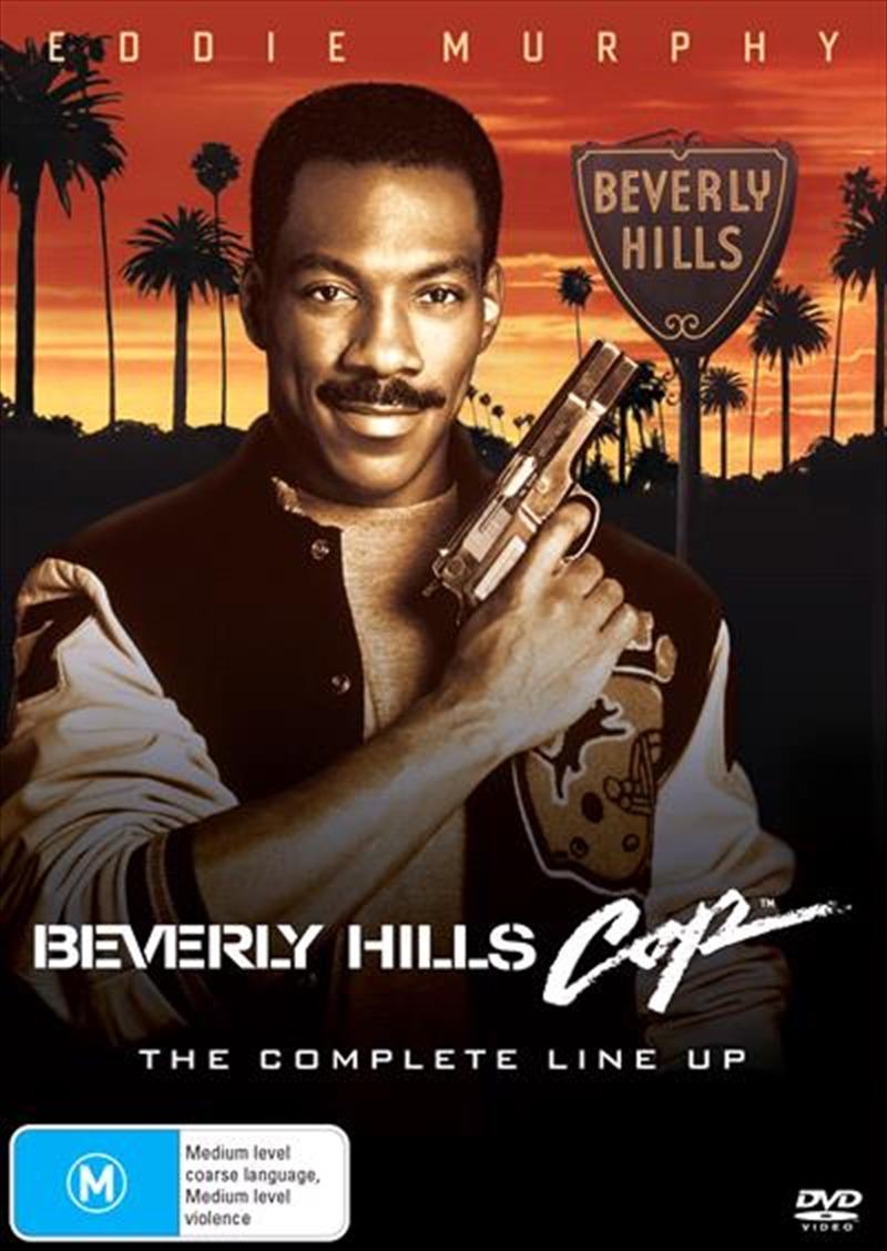 Beverly Hills Cop / Beverly Hills Cop 2 / Beverly Hills Cop 3 | DVD