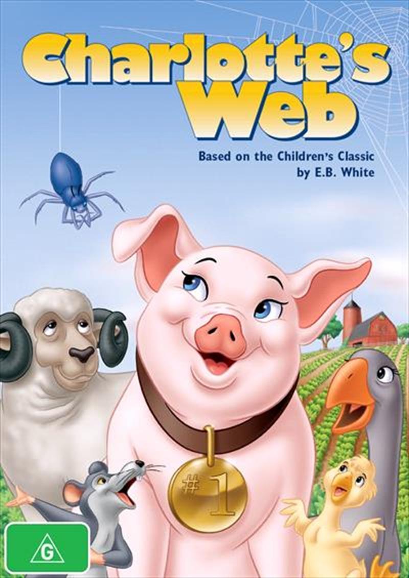 Charlotte's Web | DVD