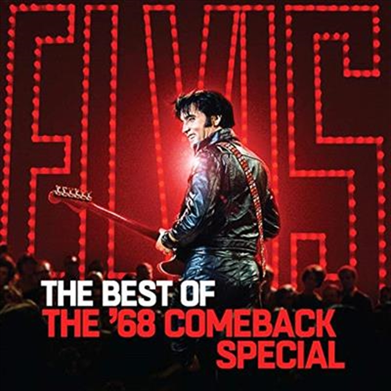 Best Of - The 68 Comeback Special | CD
