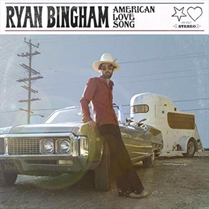 American Love Song | CD