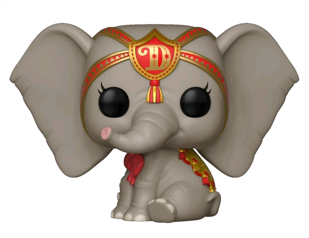 Dumbo (2019) - Dumbo Dreamland Red US Exclusive Pop! Vinyl [RS] | Pop Vinyl