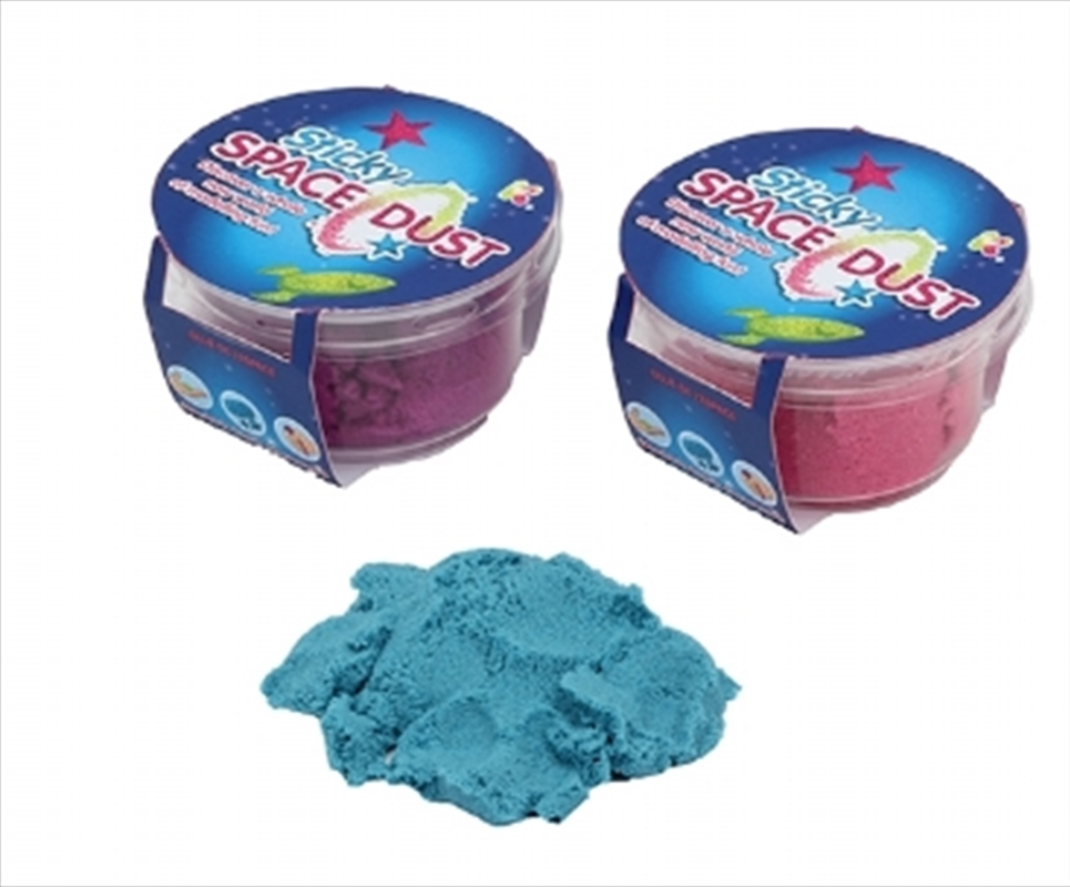 Sticky Space Dust   Miscellaneous