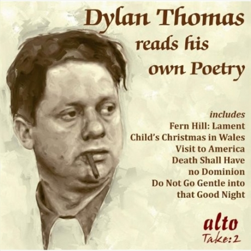 Dylan Thomas Reads His Own Poetry | CD