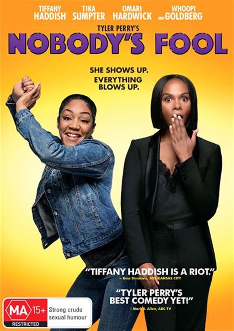Nobody's Fool | DVD