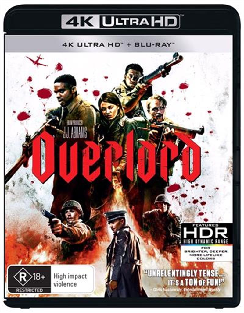Overlord | UHD
