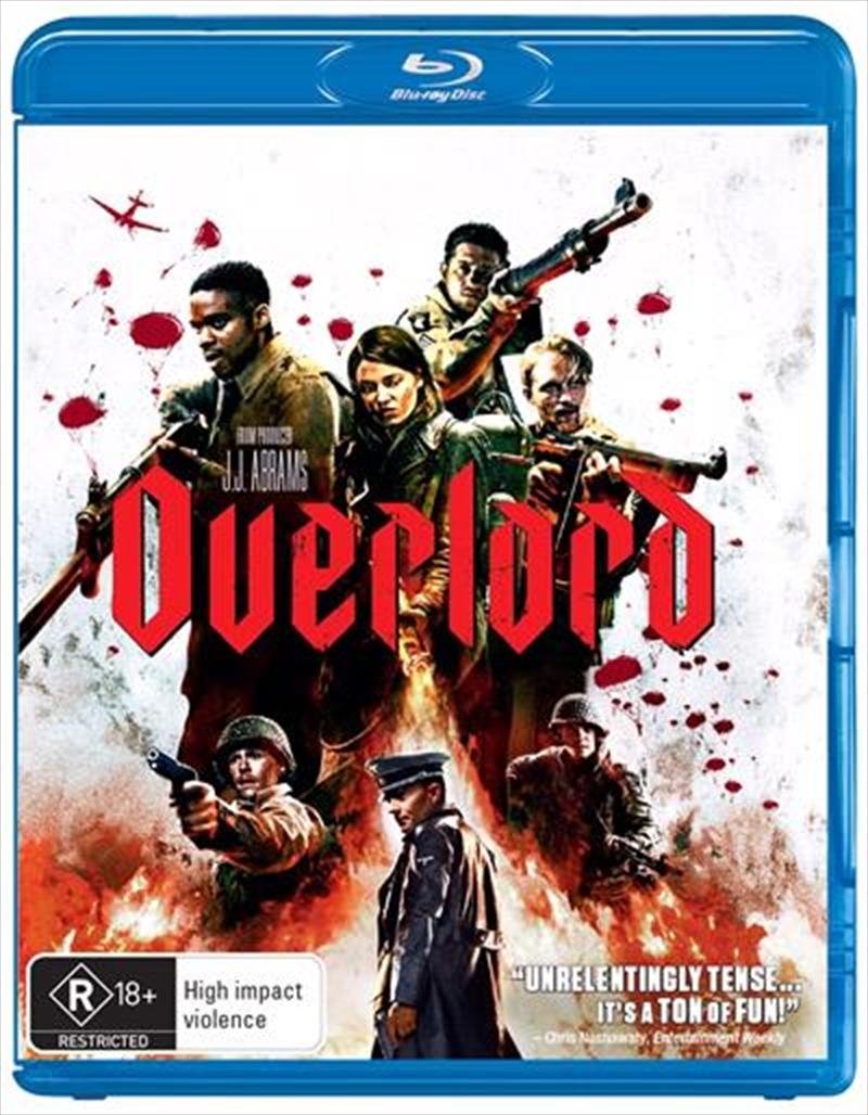 Overlord | Blu-ray
