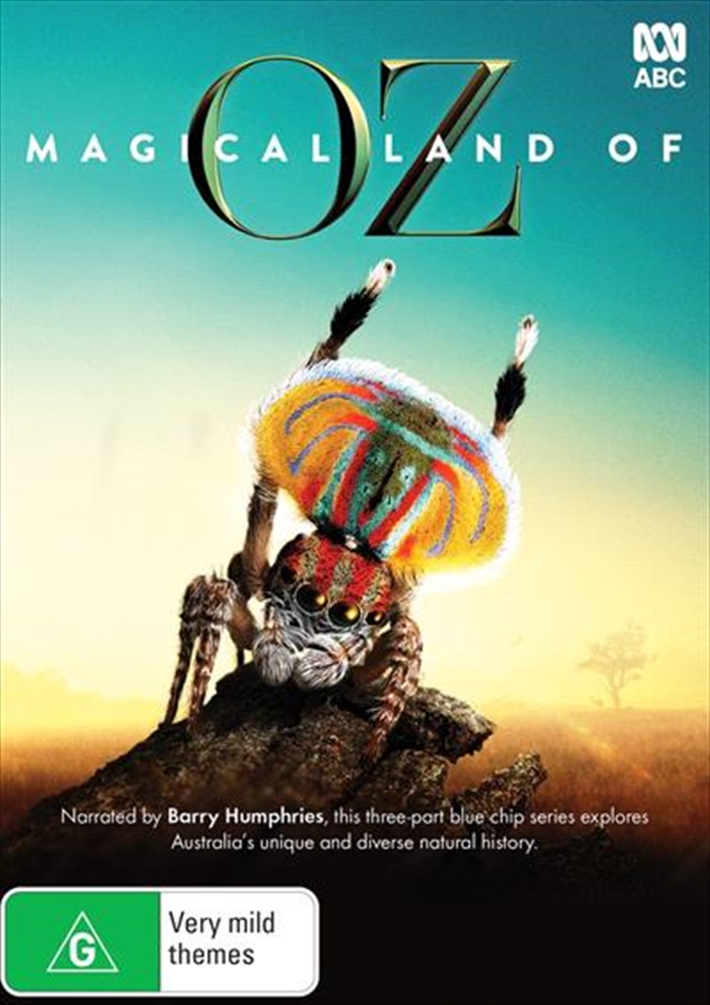Magical Land of Oz   DVD