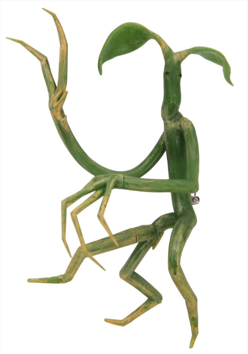 Fantastic Beasts and Where to Find Them - Pickett Bowtruckle Pin & Necklace | Apparel