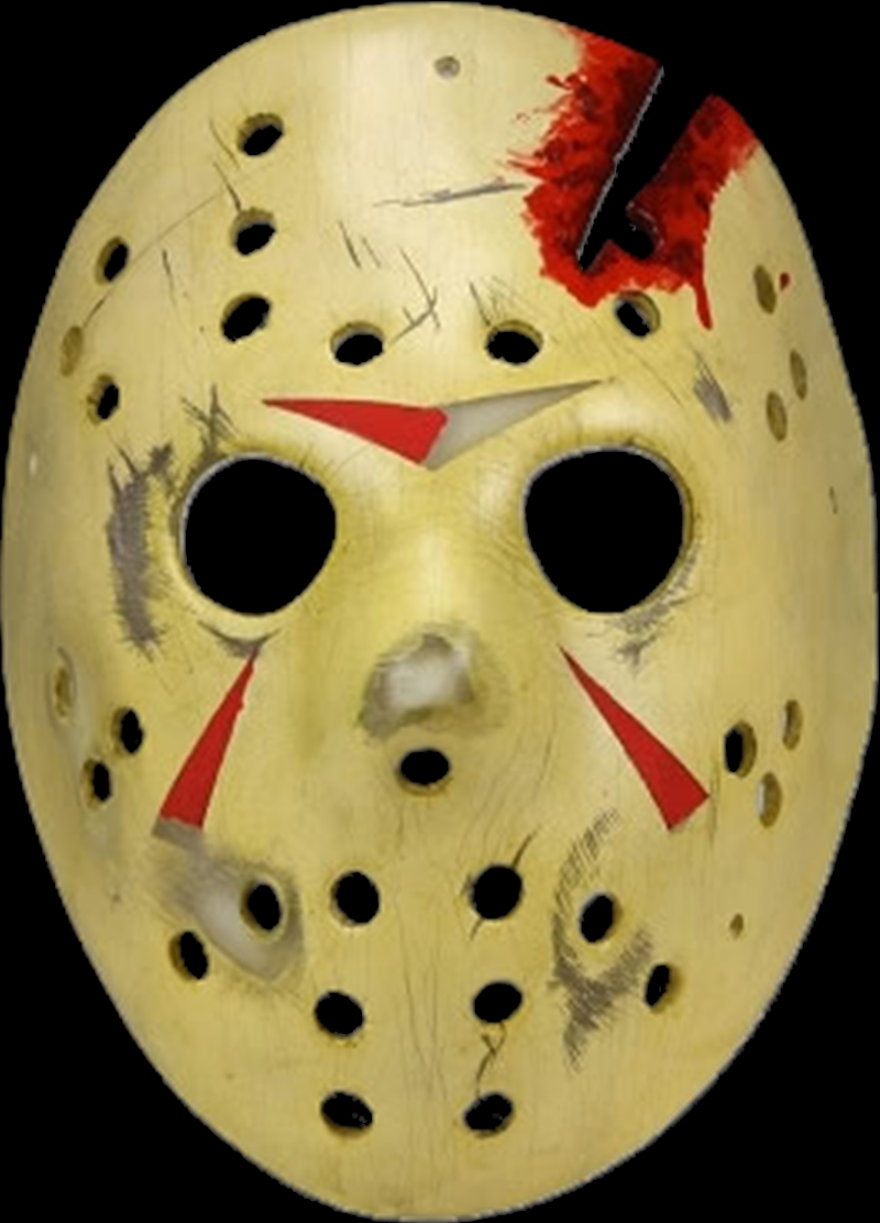 Jason Pt 4 Final Chapter Mask | Collectable