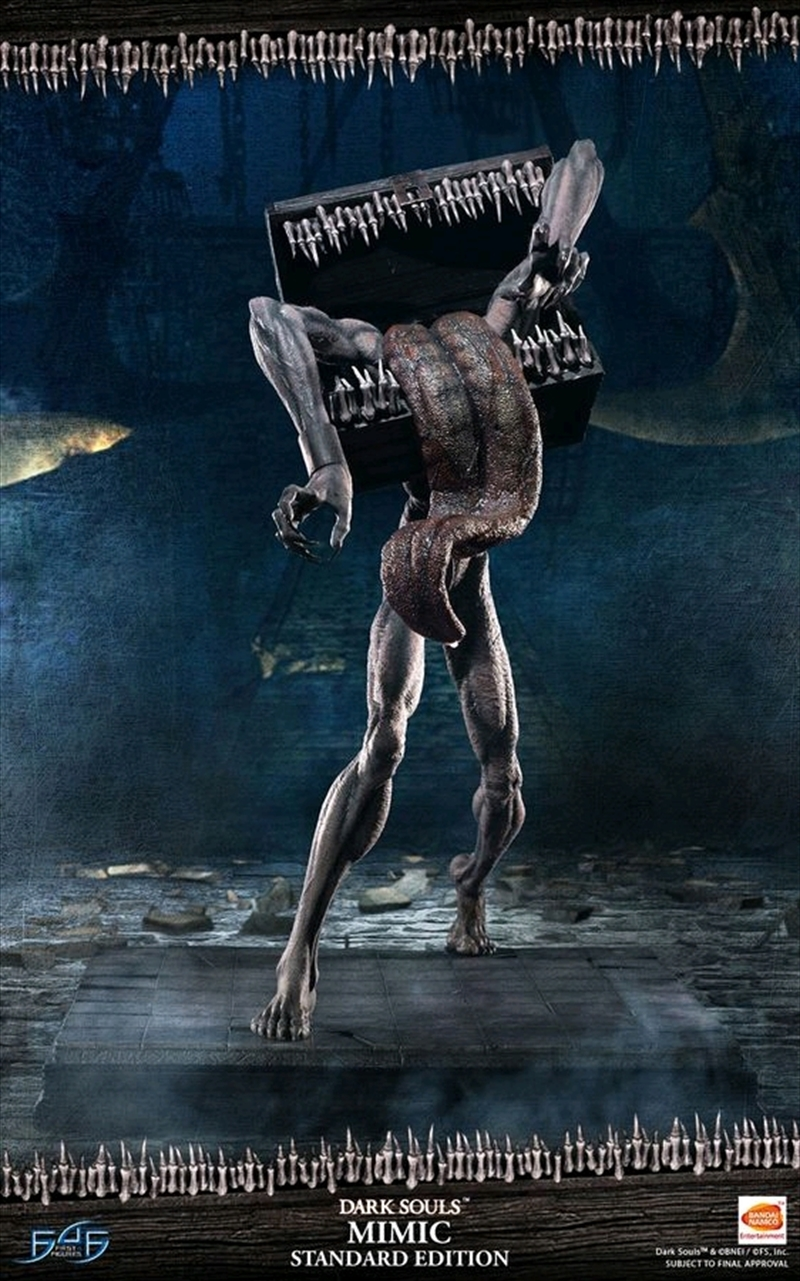 Dark Souls - Mimic Statue | Merchandise