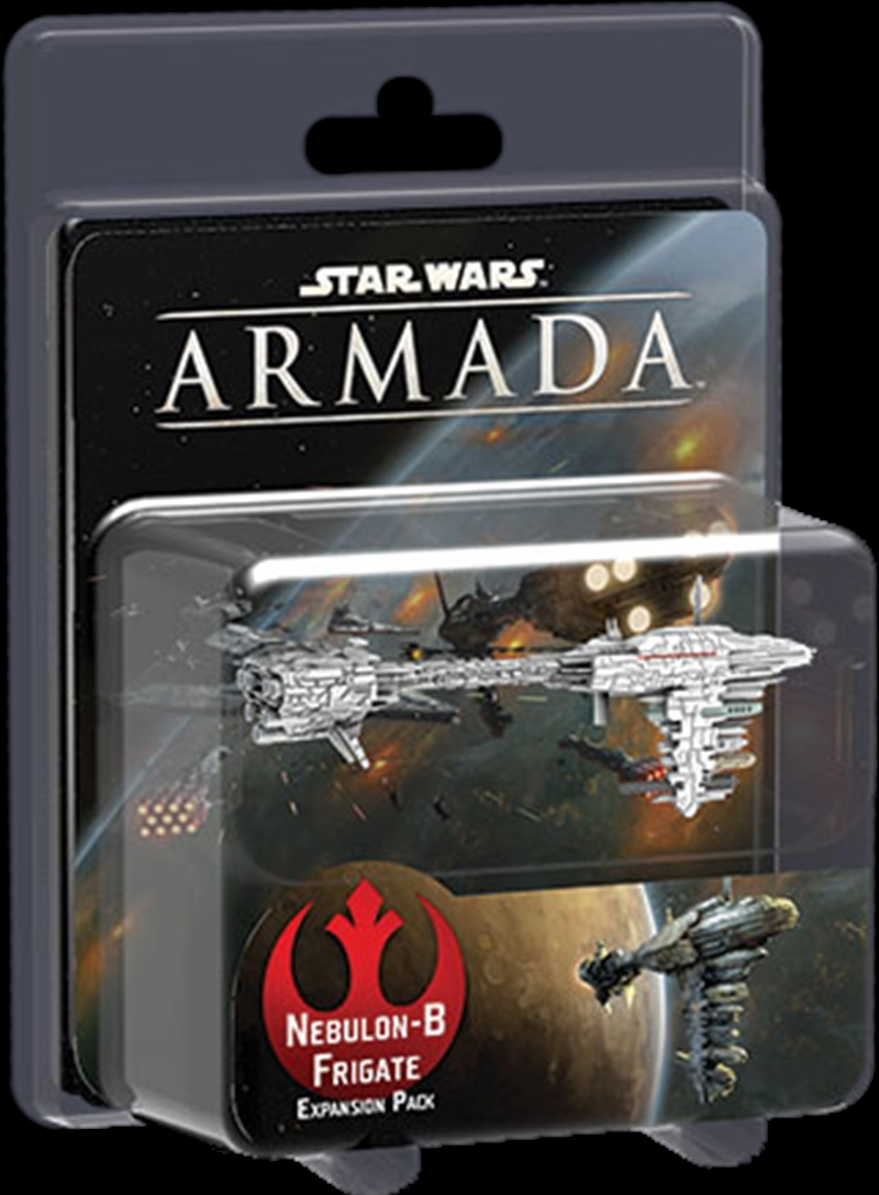 Star Wars - Armada - Nebulon-B Frigate Expansion Pack   Merchandise