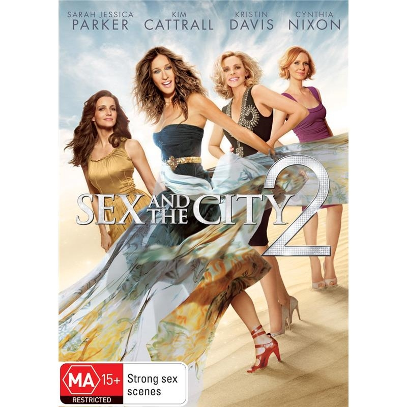 Sex And The City 2 | DVD