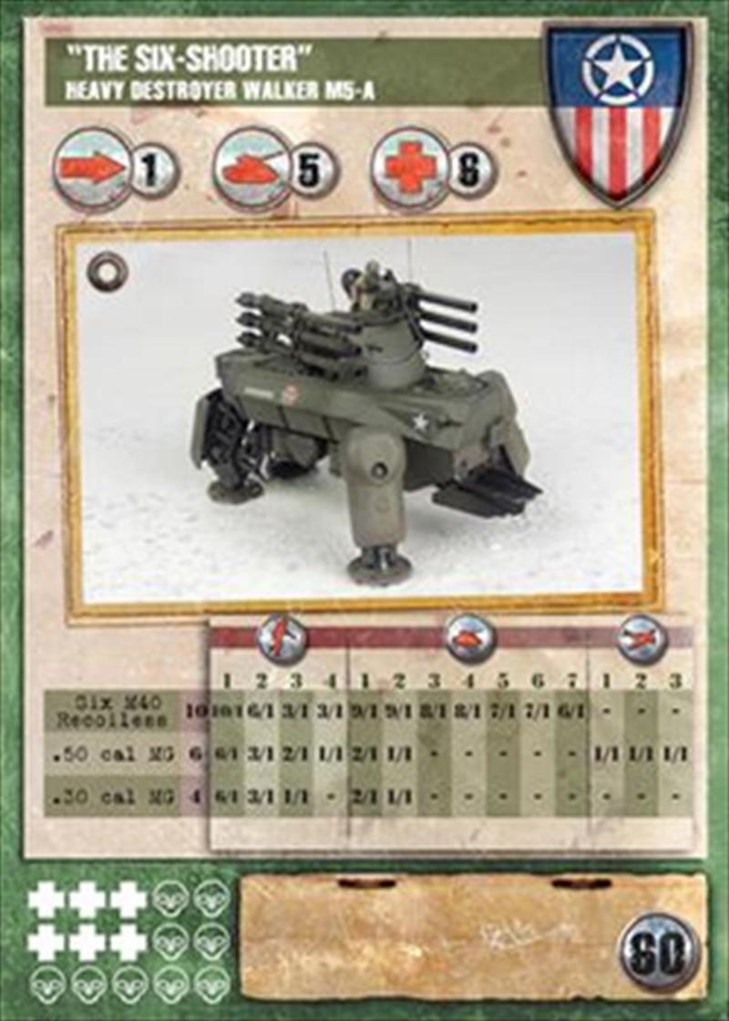 Allies Heavy Assault Walker Ba | Games