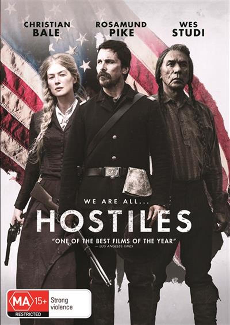 Hostiles | DVD