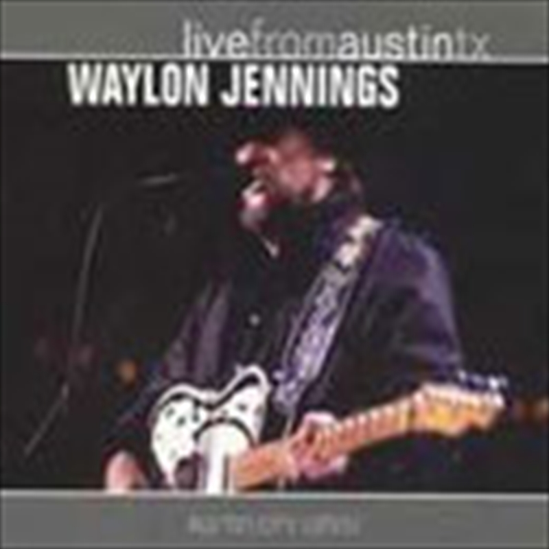 Live From Austin Tx | DVD