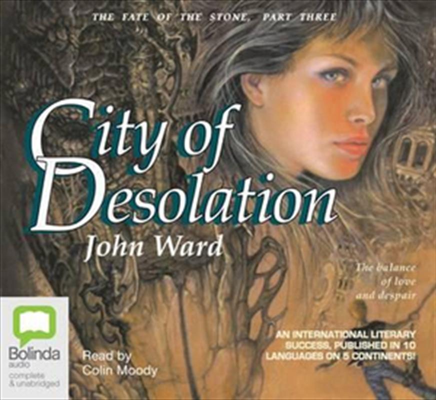 City Of Desolation | Audio Book