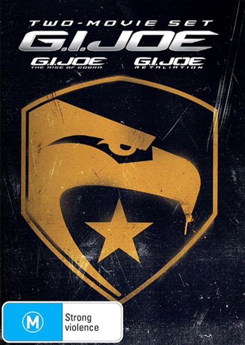 G.I. Joe - The Rise of Cobra / G.I. Joe - Retaliation   DVD
