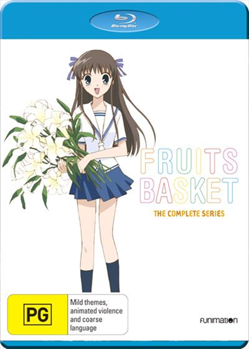 Fruits Basket Complete Series | Blu-ray