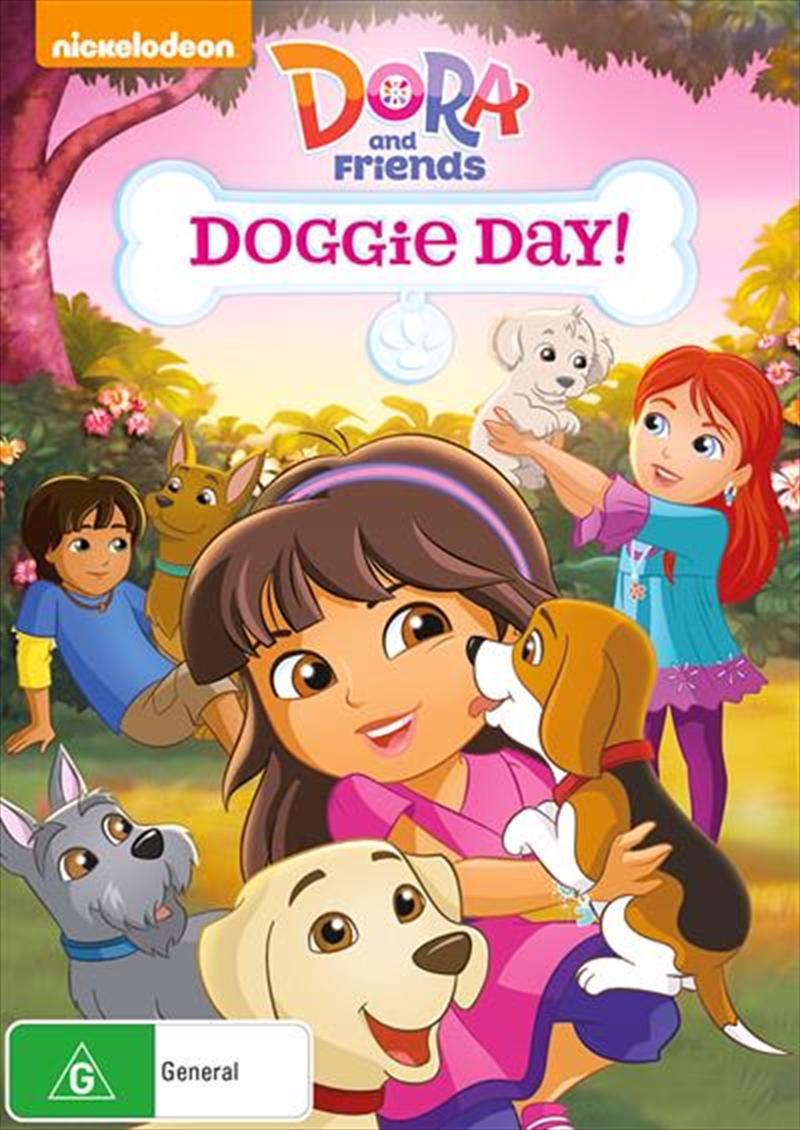 Dora And Friends - Doggie Day! | DVD