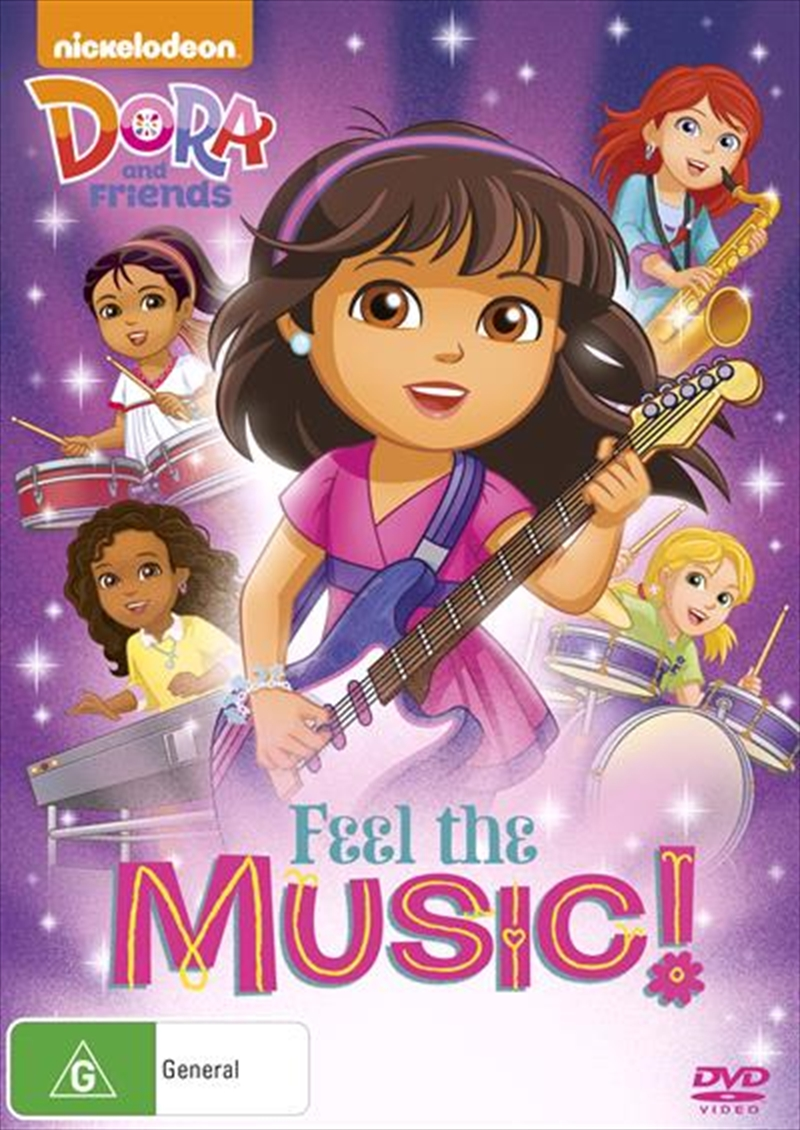 Dora and Friends - Feel The Music! | DVD