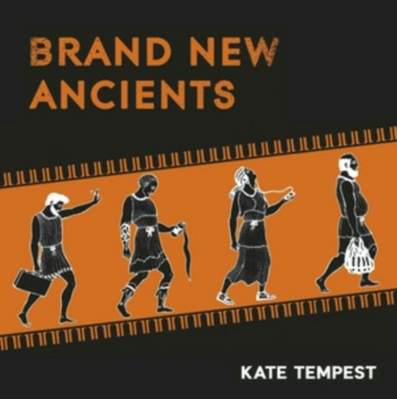 Brand New Ancients | Vinyl