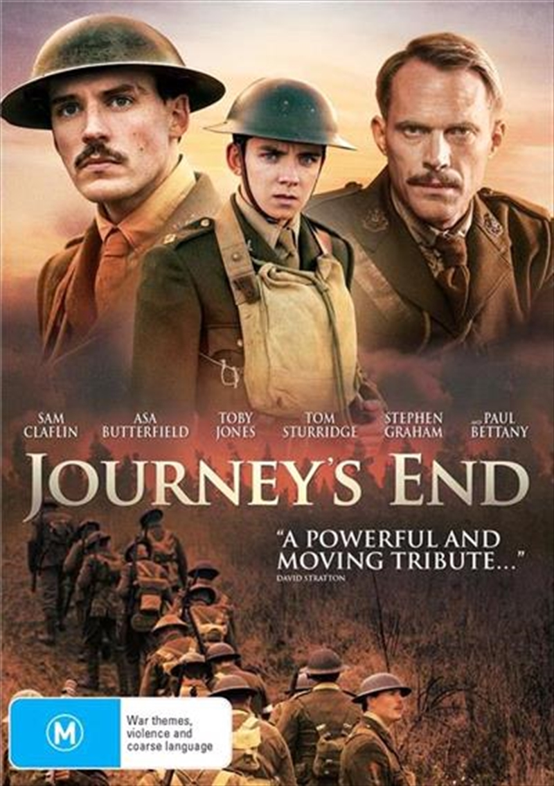 Journey's End | DVD