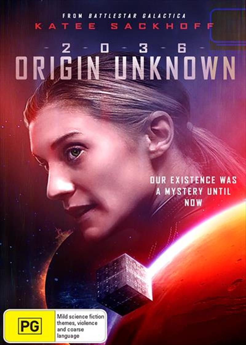 2036 Origin Unknown | DVD