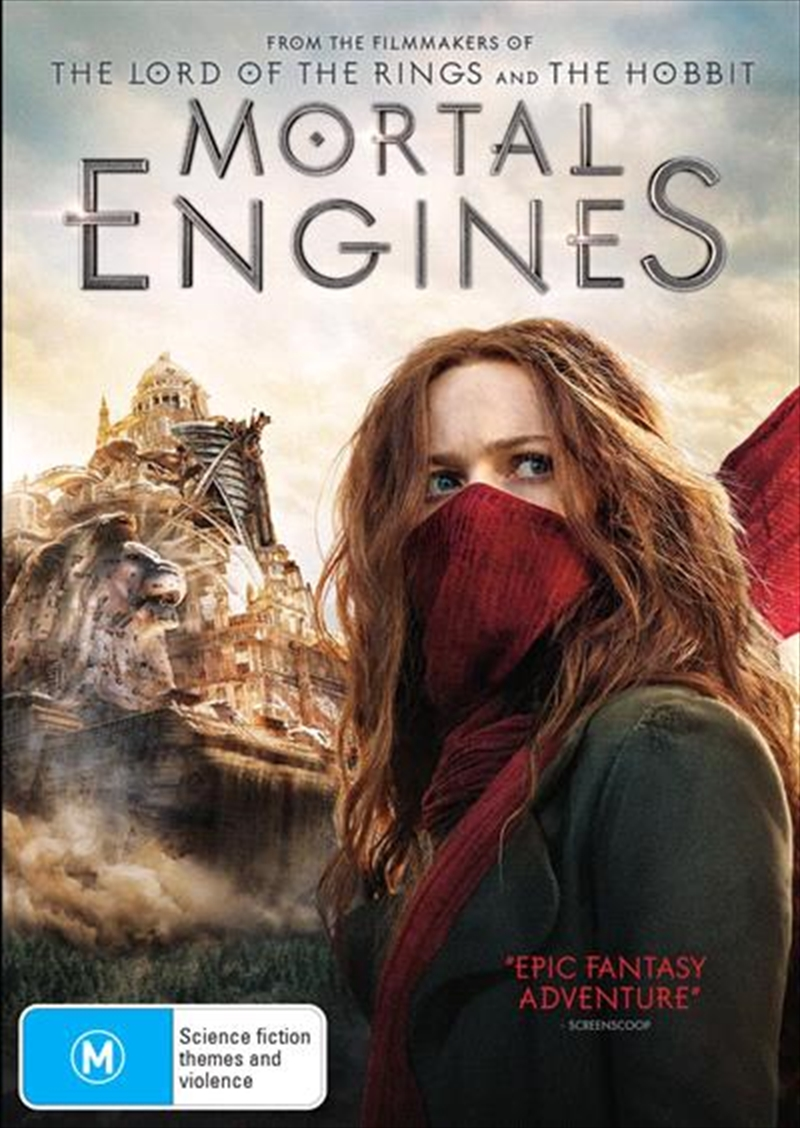 Mortal Engines | DVD