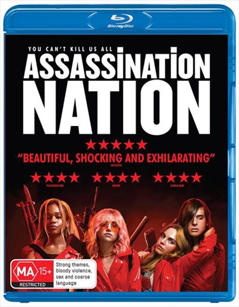 Assassination Nation | Blu-ray