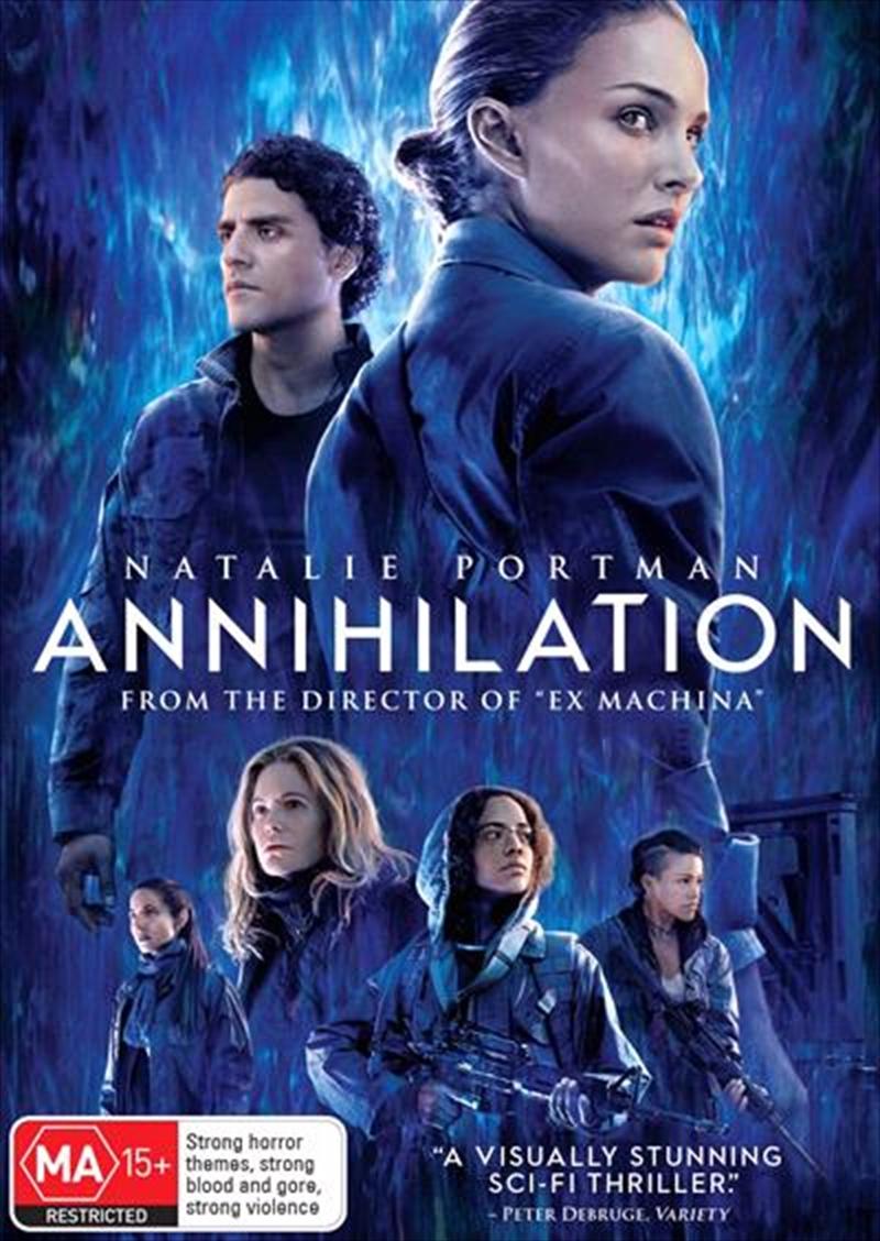 Annihilation | DVD
