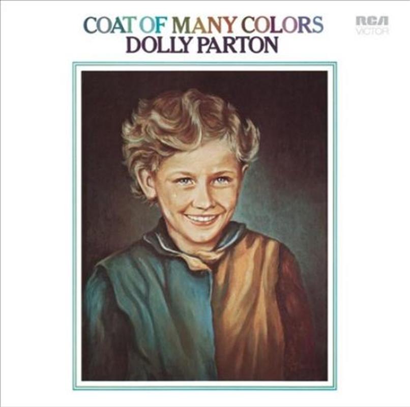 Coat Of Many Colors   CD