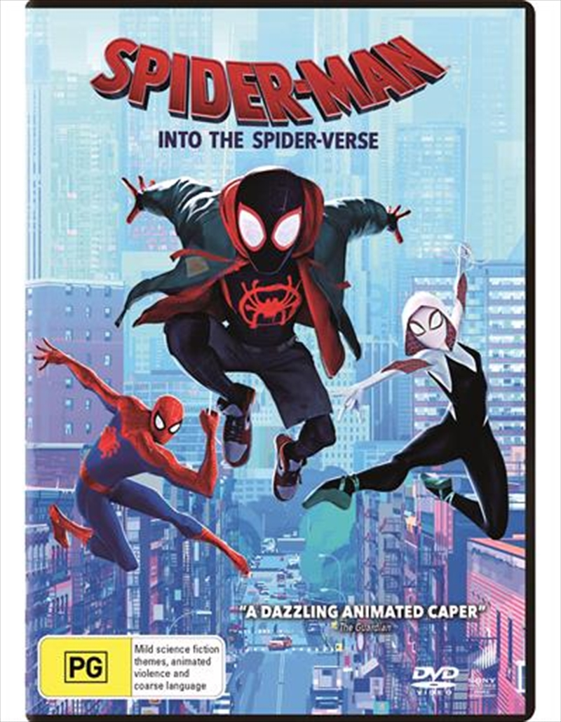 Spider-Man - Into The Spider-Verse | DVD