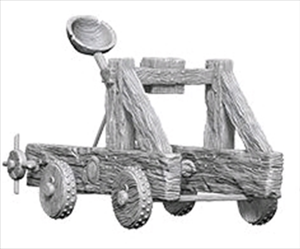 Wizkids - Deep Cuts Unpainted Catapult | Games