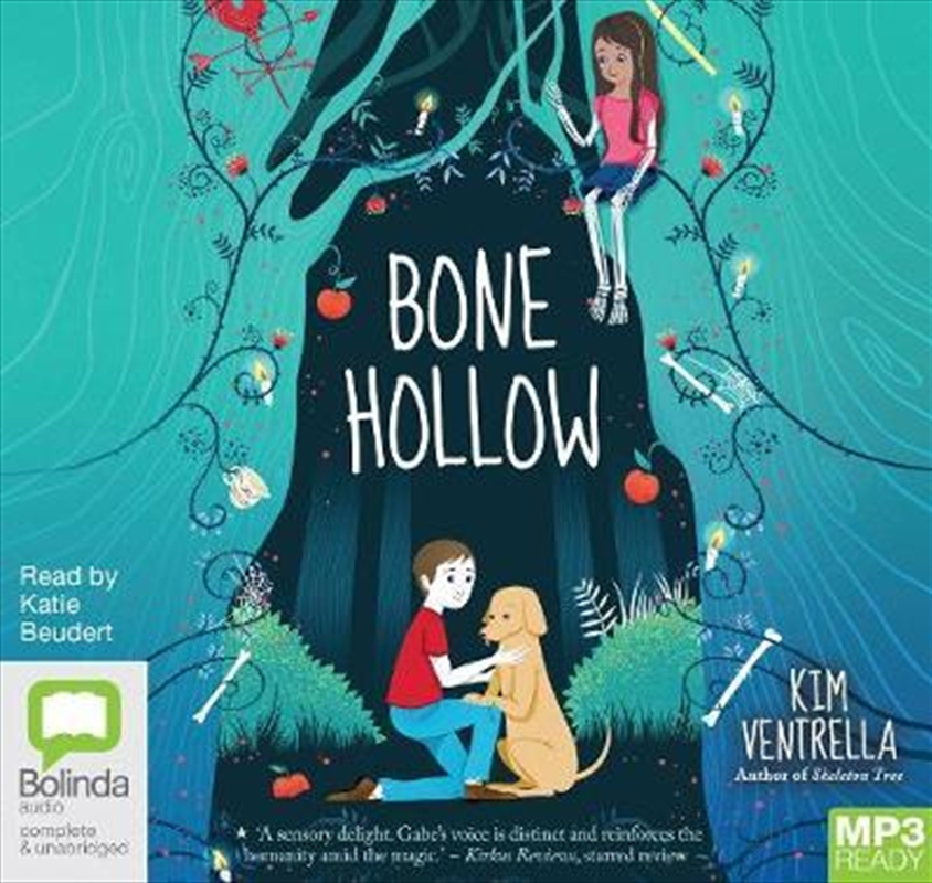 Bone Hollow   Audio Book