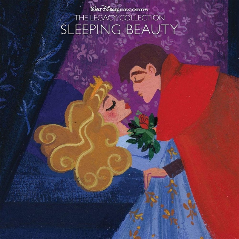 Walt Disney Records Legacy Collection: Sleeping Be | CD