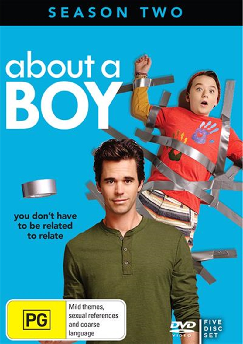 About A Boy - Season 2 | DVD