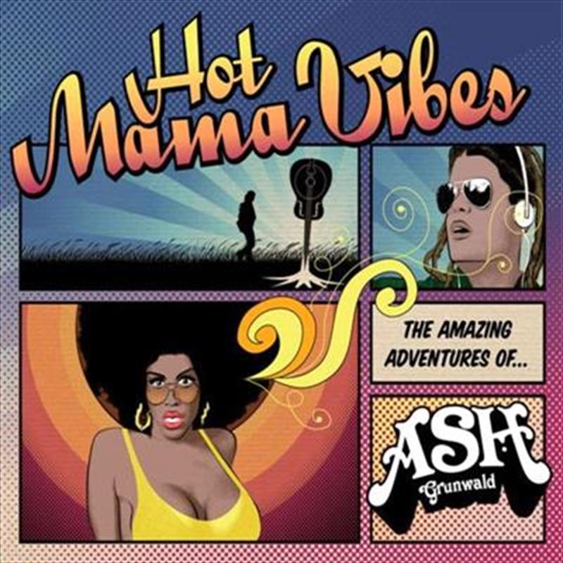 Hot Mama Vibes | CD