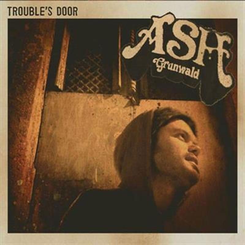 Trouble's Door | CD