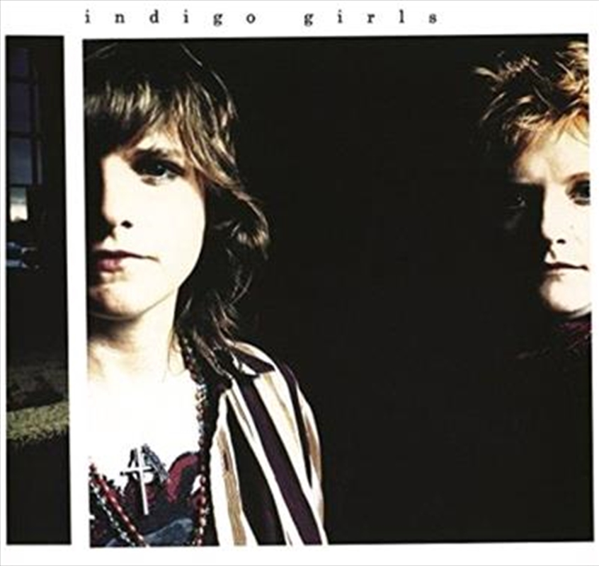 Indigo Girls - Limited 30th Anniversary Edition - Flaming Orange/Yellow Swirl Coloured Vinyl | Vinyl