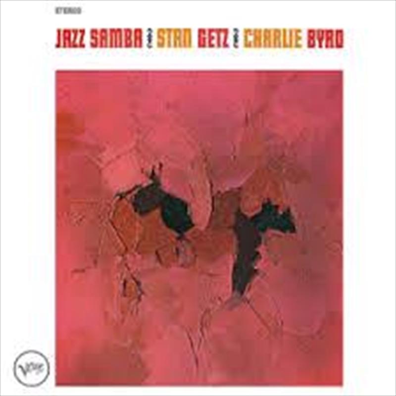 Jazz Samba   Vinyl