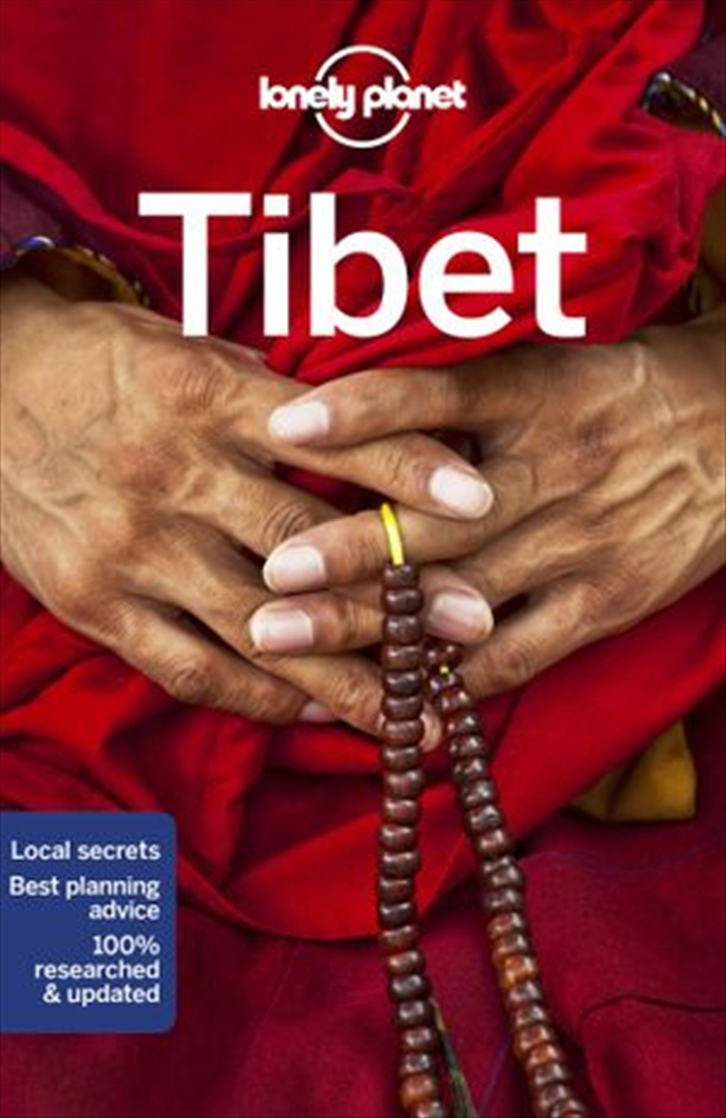 Lonely Planet - Tibet Travel Guide | Paperback Book