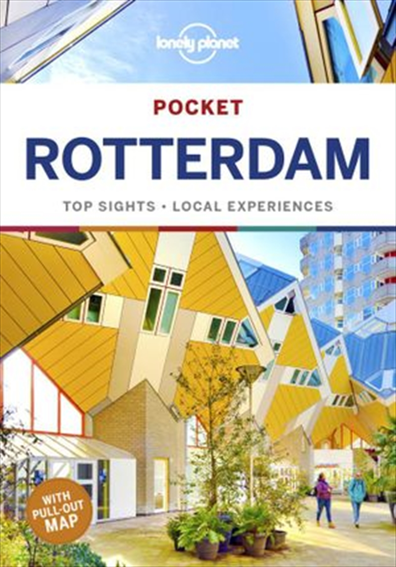Lonely Planet - Pocket Rotterdam Travel Guide | Paperback Book