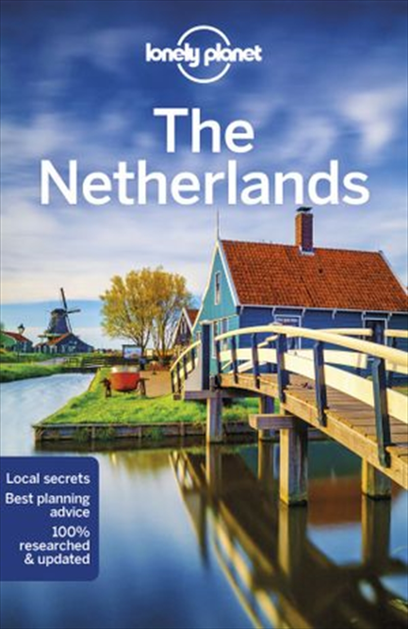 Lonely Planet - The Netherlands Travel Guide | Paperback Book