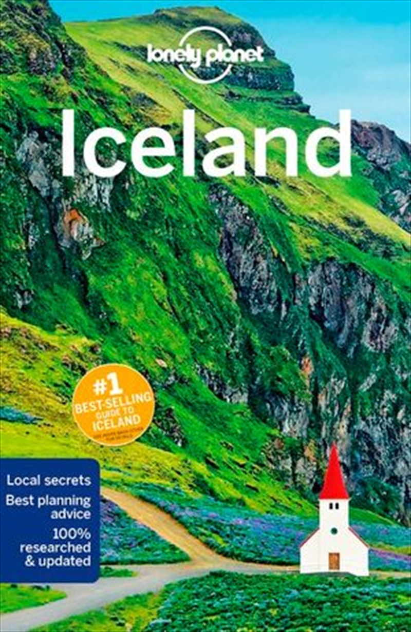 Lonely Planet - Iceland Travel Guide | Paperback Book