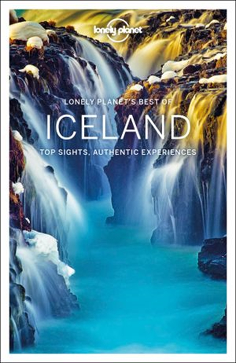 Lonely Planet - Best of Iceland Travel Guide | Paperback Book