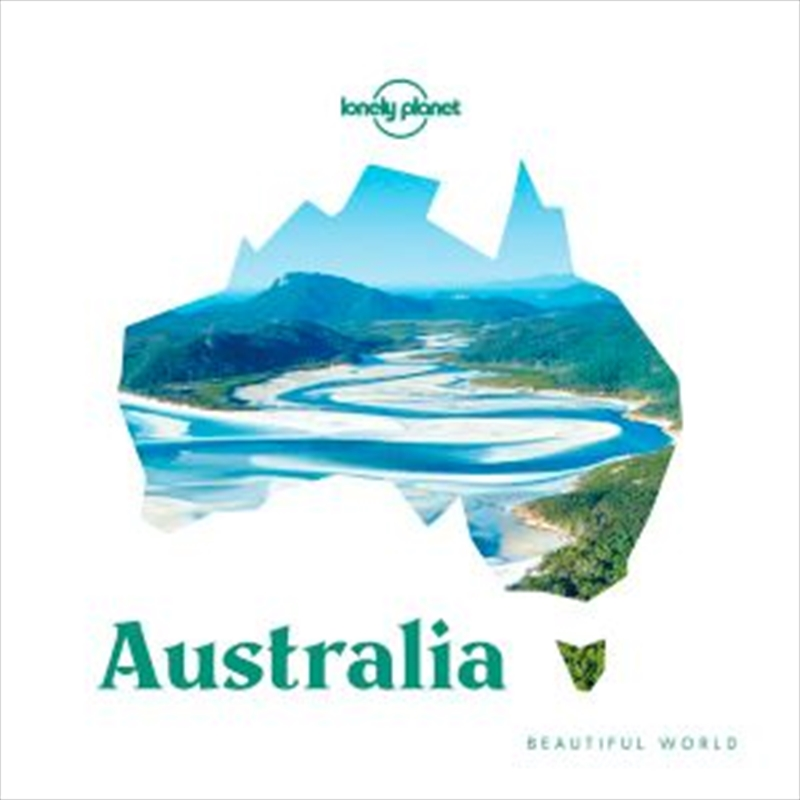 Lonely Planet - Beautiful World Australia | Hardback Book