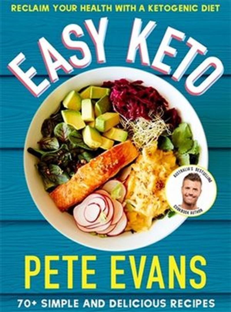 Easy Keto   Paperback Book