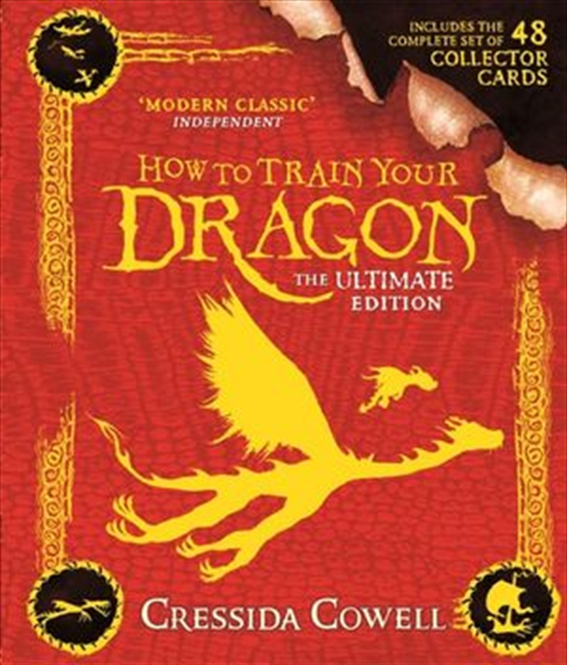 How to Train Your Dragon | Hardback Book