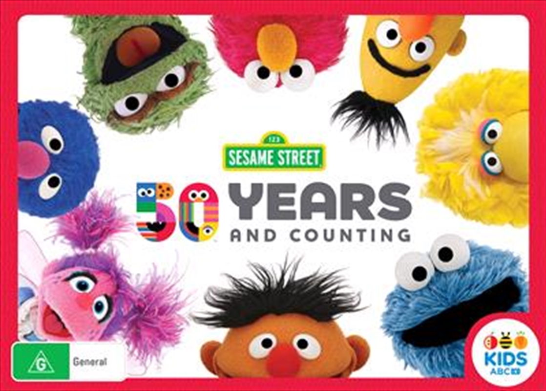 Sesame Street - 50th Anniversary Edition | Collection | DVD