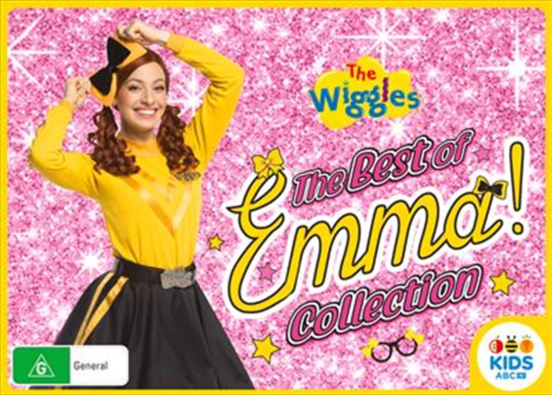 Wiggles - The Best Of Emma - Limited Edition | Collection, The | DVD